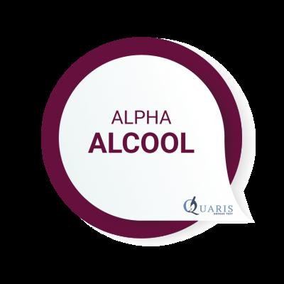 test d'alcool alpha