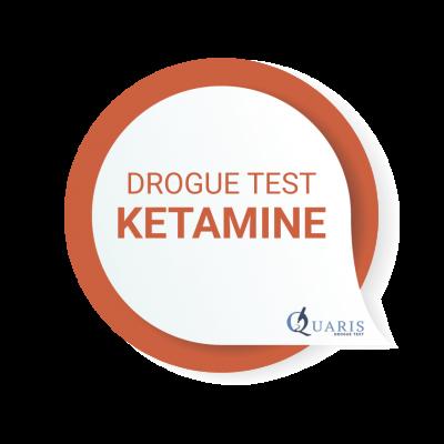 DROGUE TEST KETAMINE